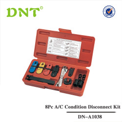 8Pc Fuel &Air Conditioning Line Disconnect Kit