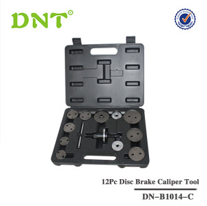 12Pc Brake Piston Tool Set