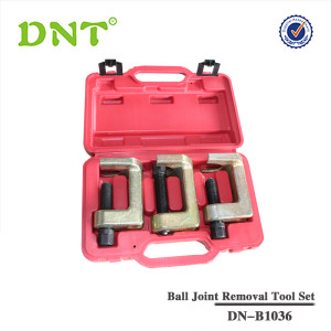 3Pc Ball Joint Removal Tool Set