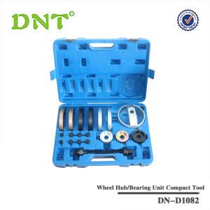 20Pc Compact Bearing Tool Set for wheel hub D1082  DNT