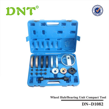 20Pc Compact Bearing Tool Set