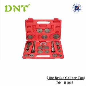 21Pc Brake Piston Rewind Tool Set