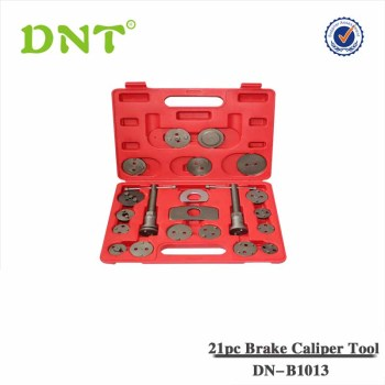 21Pc Brake Piston Rewind Tool Set