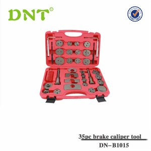 35Pc Brake Piston Rewind Tool Kit