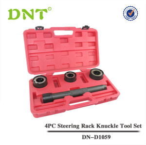 4Pc Steering Rack Knuckle Tool