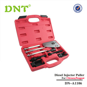 Diesel Injector Puller Set For Citroen, Peugeot