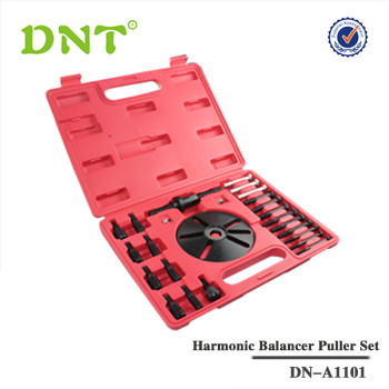 Harmonic balancer puller and Installer Tool