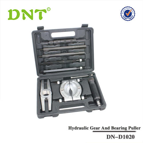 Bearing Puller Assembly Drawing : Hydraulic bearing puller kit ton