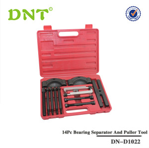 14Pc Bearing Splitter Set (with hook)