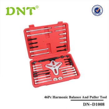 46Pc Harmonic Balancer And Puller Set