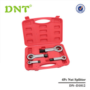 4Pc Nut Splitter Set