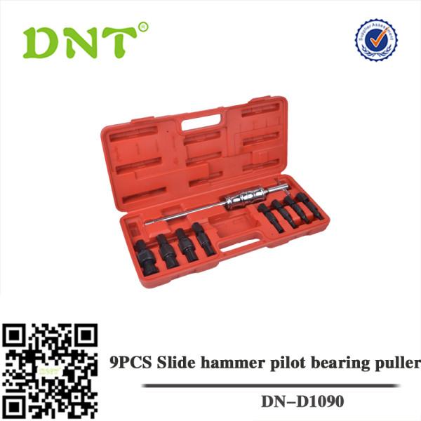 9PCS Slide Hammer Pilot Bearing Puller