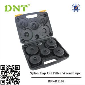 6PCS Nylon- Ölfilterschlüssel