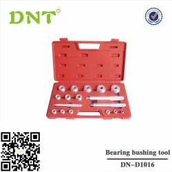 Información detallada de Instalador de rodamientos y retenes 17 pzs. 10 - 42 mm
