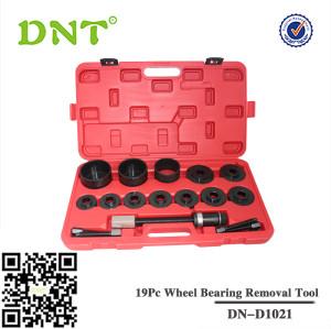 19Pc FWD Wheel Enlèvement Ayant Tool Set