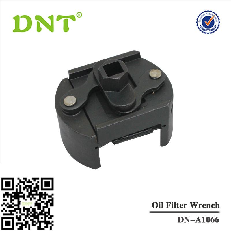 DN-A1066 Universel Réglable filtre à huile outil suppression clé à molette 38 lecteur80-115 mm