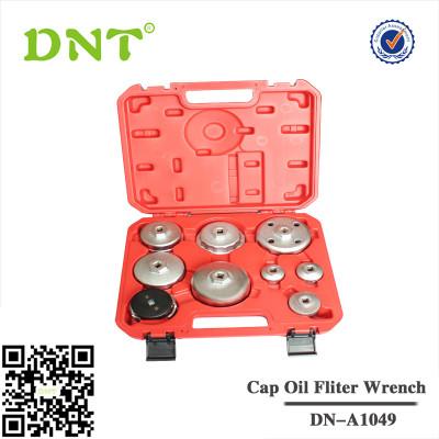 Cloche de filtre a huile 9 pièces