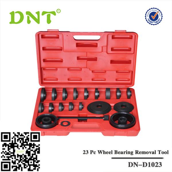 Kit de remoção do rolamento da roda 23Pc