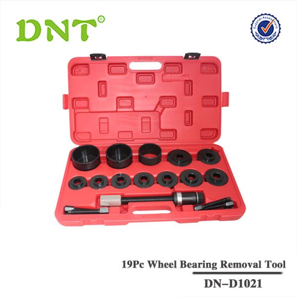 Ferramenta de Remoção de rolamento 19Pc FWD Roda Set