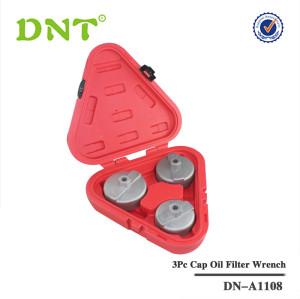 3pc chave do filtro de óleo regulado para a Toyota