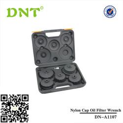 5PC Нейлон Cap Масляный фильтр гаечных ключей