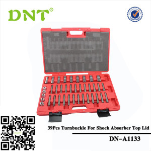 39 PC Turnbuckle for Shock Absorber Top Lid