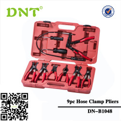 9pc Hose Clamp Pliers
