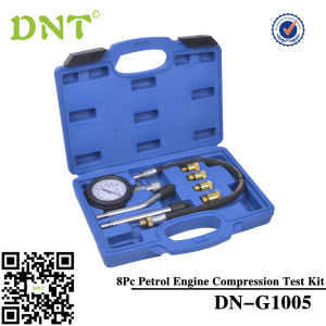 8Pc Petrol Engine Compression Test Kit