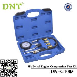 8Pc Petrol Engine Compression Test Kit