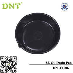 8 Litre Oil Drain Pan Tray