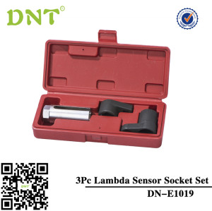 Lambda Sensor Socket Set 3pc
