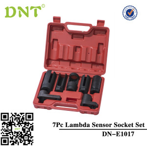 7 pcs Lambda Sensor Socket Set