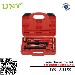Engine timing tool for Jaguar land rover