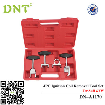 4pc Ignition Coil Removal Tool Set For Audi VW