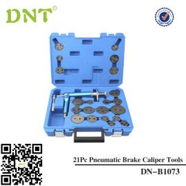 Air Brake Caliper Piston Compressor Master Tool Kit 21pc