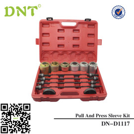 26Pc Master Puller And Press Sleeve Kit