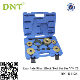 Rear Axle Silent Block Tool Set For VW T5