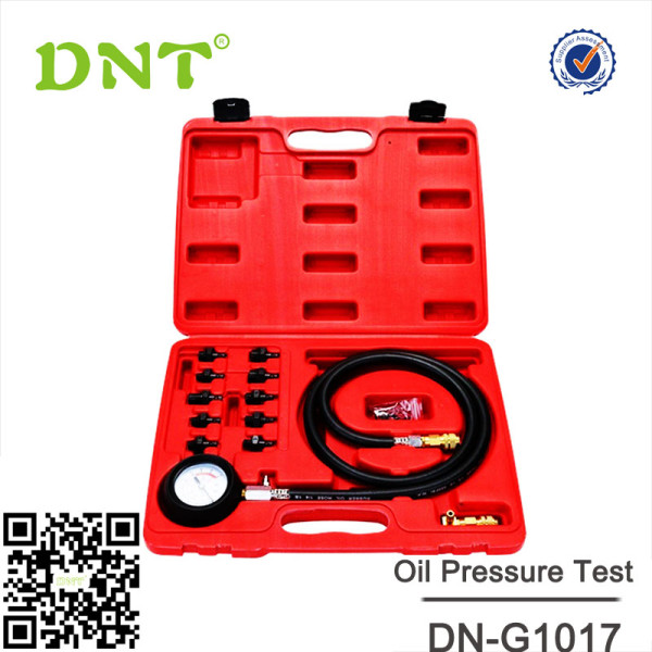 Engine Oil Pressure Test Kit Tool Set
