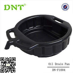 Professional 15 Litre Oil Drain Pan Coolant Fuel Fluid Bucket Tool