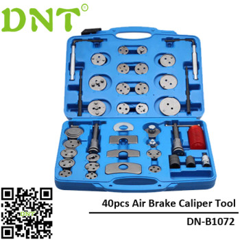 40PC Disc Brake Caliper Tool Kit