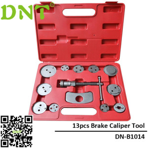 13Pc Brake Caliper Wind Back Tool Kit