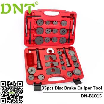 35Pc Brake Piston Rewind Tool Kit