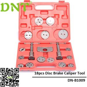 18Pc Brake Caliper Wind Back Tool Set
