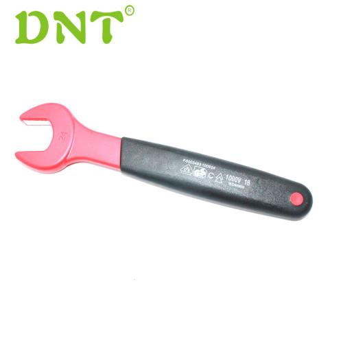 12шт диэлектрические VDE гаечные ключи с открытым ключом набор 1000v 10-24мм