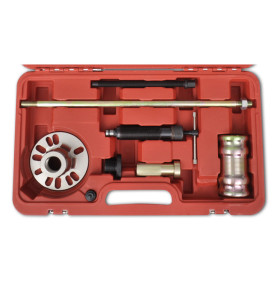 Гидравлический съемник ступицы колеса с молотком 10 тонн