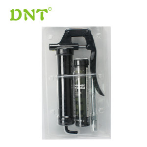 150CC Hand Held Postol Grip Mini Grease Gun 3000psi with grease 85g