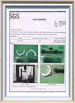 SGS of strut spring compressor