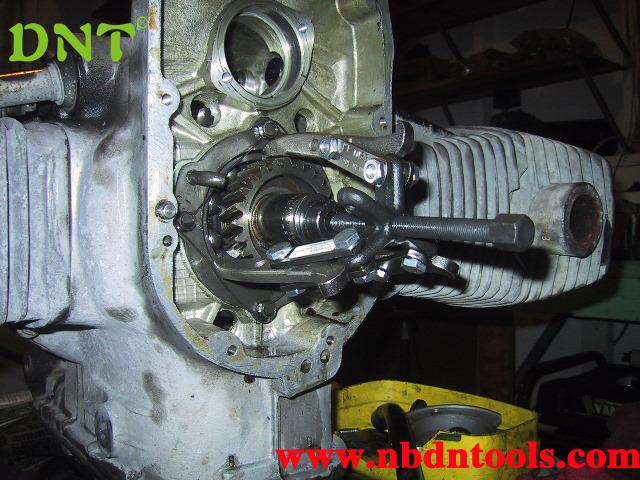 Puller Gear & Wheel 2 Arm Type G 0 100mm : Jaw gear puller