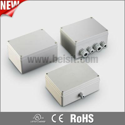 Electrical pvc waterproof junction box