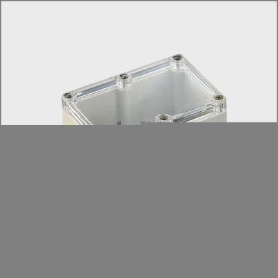 Electrical plastic sealed junction box